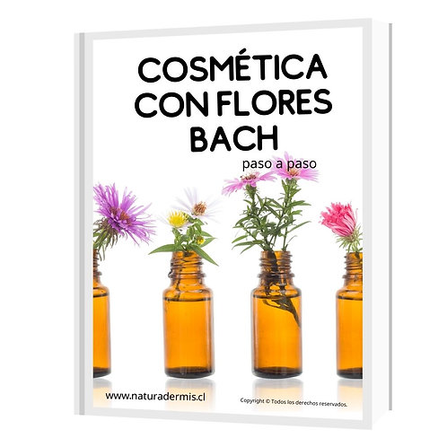 CURSO COSMETICA CON FLORES DE BACH
