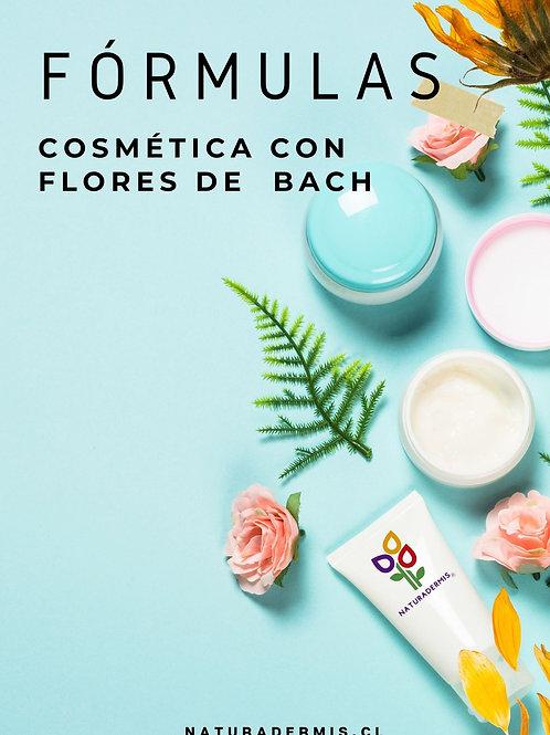Libro Digital cosmética natural con flores de Bach