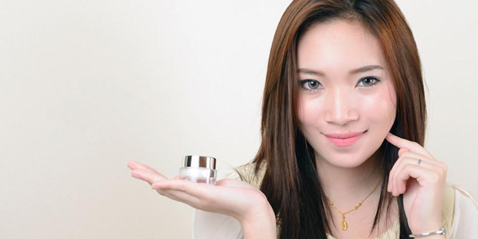 Curso cosmética Asiática