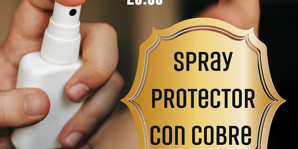 """""""GRATIS"""" Spray desinfectante con cobre"""