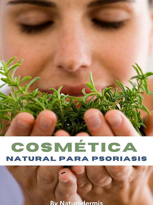 Libro Digital  cosmética natural para psoriasis