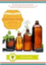 elaboracion extracto de hierbas, tinturas, extractos glicolicos, plantas medicinales, fitoterapia curso