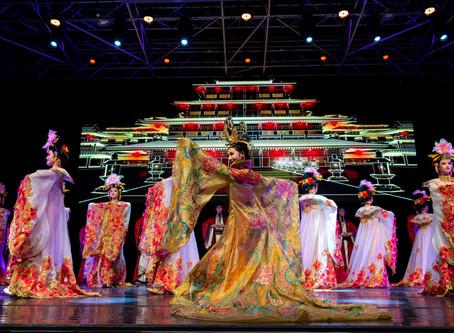 """大型传统主题歌舞""""相约千年-魅力丝路文化行"""" 即将点亮文艺复兴之都佛罗伦萨"""