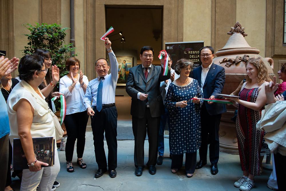 Cristina Acidini, Hanyu Chen, Wang Wengang, Gianni Zhang - ZAI - Zhong Art International | 2019 Il regno della purezza