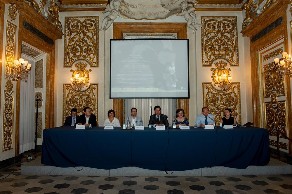 Cristina Acidini, Federico Gianassi, Hanyu Chen, Wang Wengang, Laura Montico, Gianni Zhang - 2019 Il regno della purezza