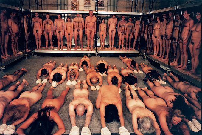 La mia America è il lavoro di Zhang Huan, La mia America è stato creato il Seattle Art Museum, USA, 1999. Zhang Huan è un artista consigliato da ZAI | Zhong Art International, presta attenzione a Zhong Art International e ottieni gli ultimi sviluppi di Zhang Huan.