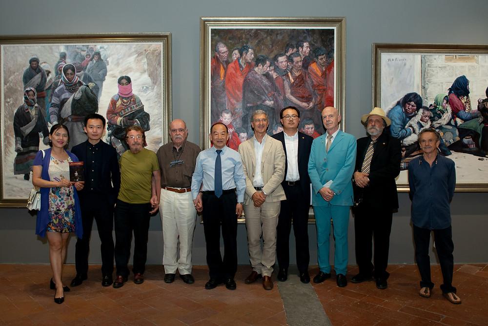 Cristina Acidini, Federico Gianassi, Hanyu Chen, Wang Wengang, Laura Montico, Gianni Zhang -ZAI - Zhong Art International | 2019 Il regno della purezza