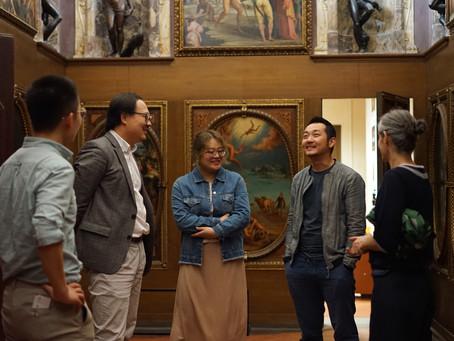 中国青年艺术家赴意大利佛罗伦萨驻留计划