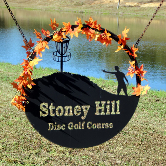 Stoney Hill Sign