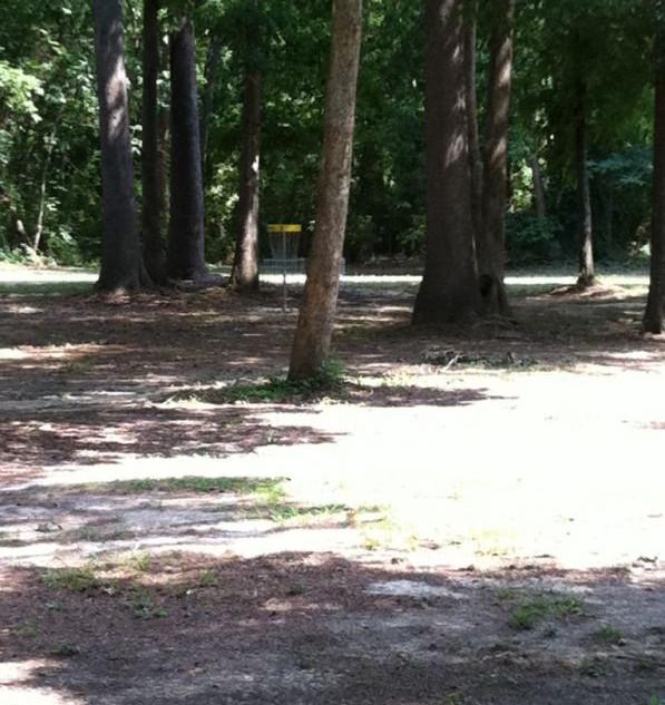Seven Oaks Hole 2