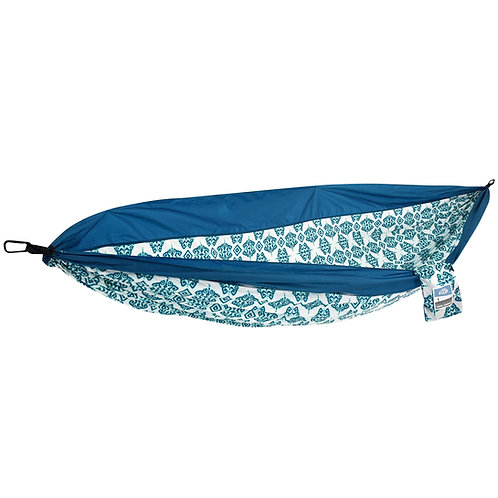 Indigo Ink Dot 1 Person Travel Hammock