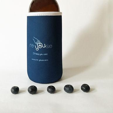 Flaschenkuehler Blueberry 0,5l