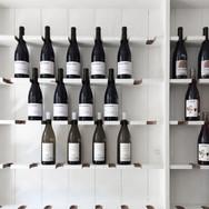 Immer gut eine Auswahl an Wein zu haben