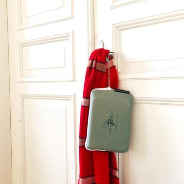 Vergiss nicht deine Lunchbag