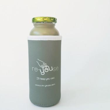 Auch für Smoothi Flaschen geeignet