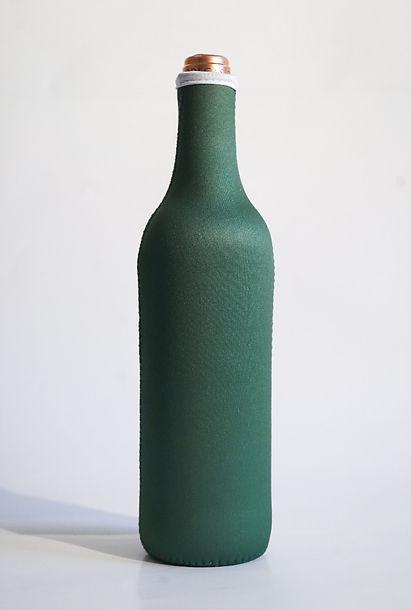 Weinkühler Evergreen in tannengrün