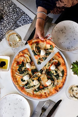 Meal Deal: Italian Dine Lover, 2 Pizza Wraps & 1 Bottle Chiller
