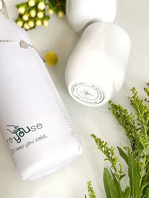 Weinkühler Cotton Muttertags Edition inkl. Kettchen und Weinbecher