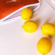 Lunchbag Carrot and lemons