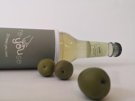 Flaschenkühler Olive 0,3l