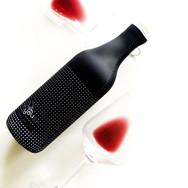 Weinkühler der auch Rotwein im Sommer au