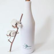 Weinkühler in weiß