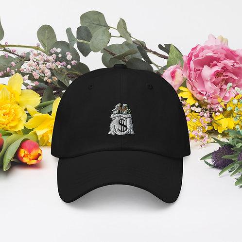 Secure the bag Dad Hat