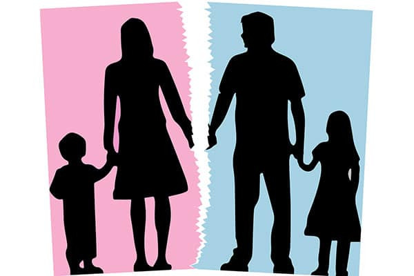 DIVORCE AND BEST WELFARE OF CHILD