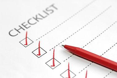 Red pen marking on checklist box..jpg