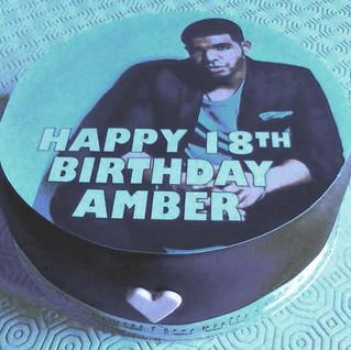 Sheila B made a birthday cake for a big Drake fan in July. Fab!.jpg