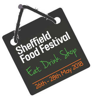 Kid's activities and cakes at Sheffield Food Festival