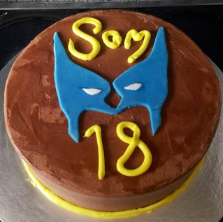 Adele P made this fantastic Wolverine themed birthday cake for an 18th celebration..jpg