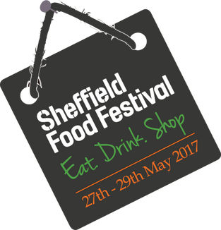 See you at the Sheffield Food Festival 2017