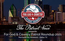 The Patriot Voice – For God & Country.jp