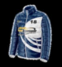 Netball Puffer Jacket