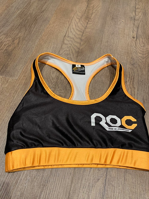 Rise of the champions Sports Bra