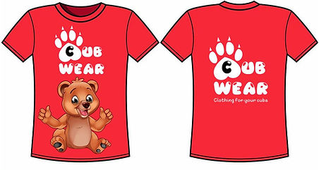 Elf T-shirt Bear.JPG
