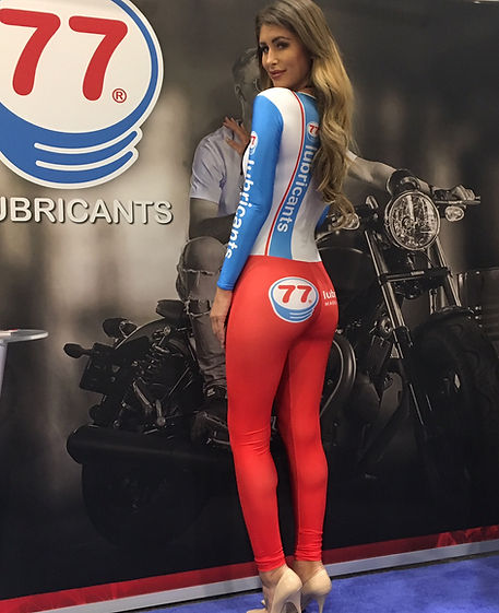 Catsuits Grid Girl Outfits