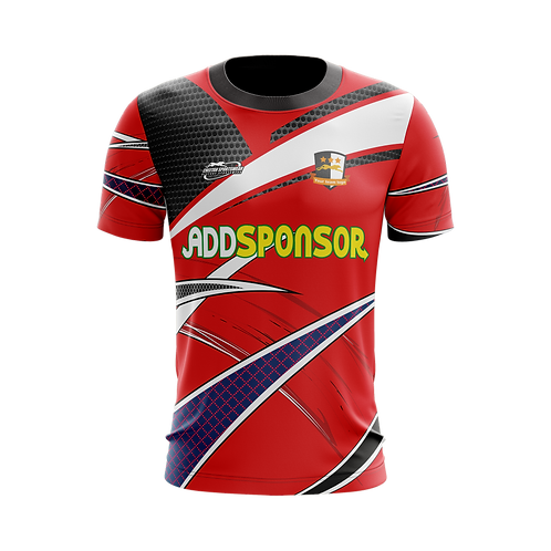Power Red Jersey