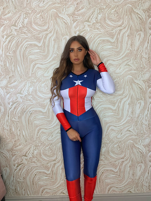 Avengers Catsuit (XS)