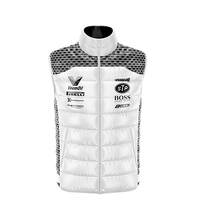 Gilet Grid Girl Outfits