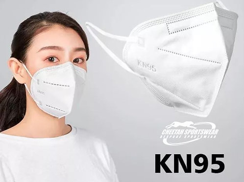 KN95 Face Mask - Single Mask