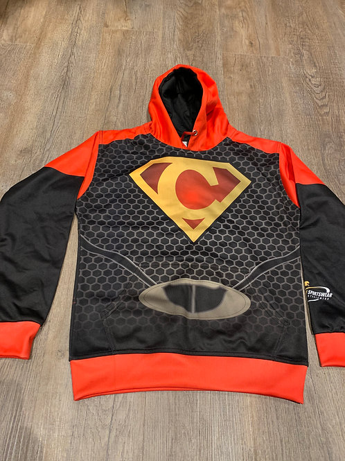 Superhero Hoodie (Male Medium)
