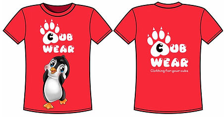 Elf T-shirt Penguin.JPG