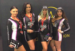 Scoop Dresses at Vape expo