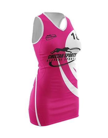 Netball Kit Visual