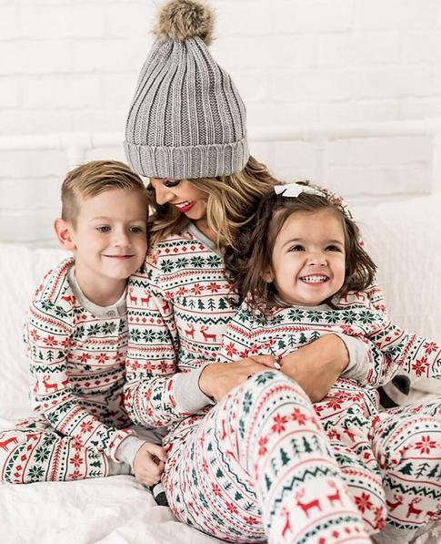 Family Christmas Pyjamas Cubwear