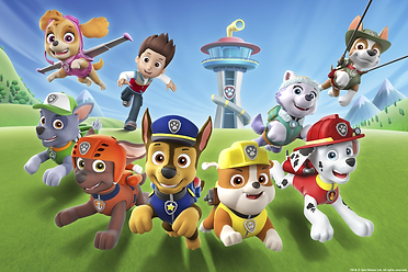 Paw-Patrol-Characters-Cast-Stars-Gallery