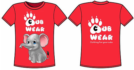 Elf T-shirt Elephant.JPG