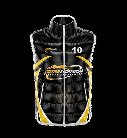 Korfball Gilet Cheetah Sportswear